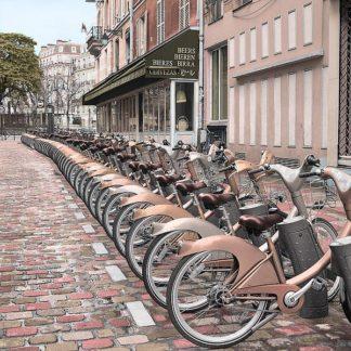 ABFR617A - Blaustein, Alan - Paris City Ride #2