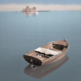 ABGR137 - Blaustein, Alan - Mediterranean Boat #4
