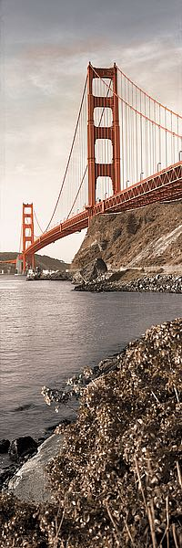 ABSFV01B - Blaustein, Alan - Golden Gate Bridge #1