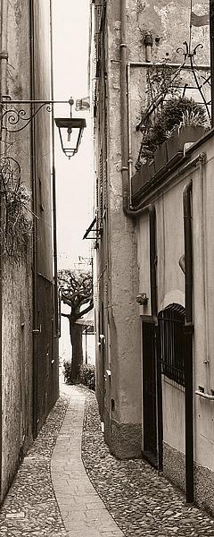 B1398D - Blaustein, Alan - La Strada, Portofino