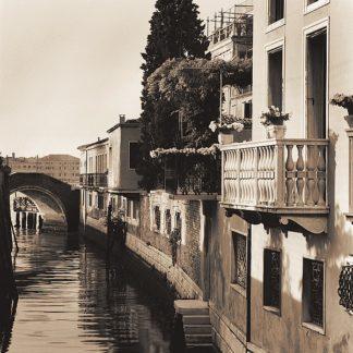 B1469D - Blaustein, Alan - Ponti di Venezia No. 5