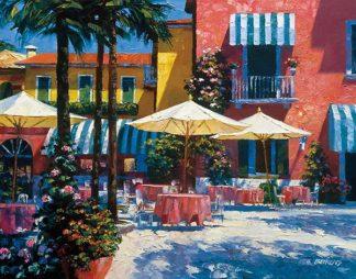 B2696D - Behrens, Howard - Inn at Lake Garda