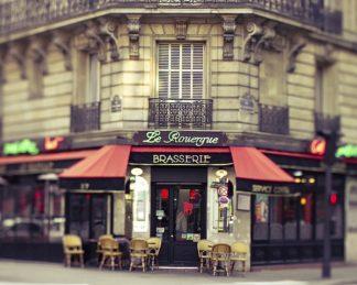 B3013D - Bevan, Keri - Paris La Rouerge
