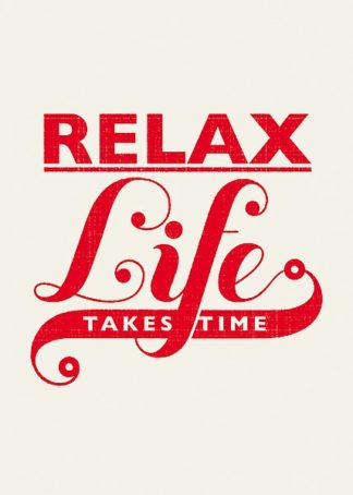 B3036D - Beer, Hannes - Relax, Life Takes Time