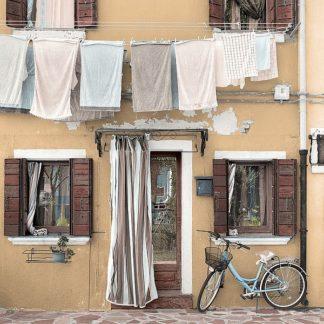 B3406D - Blaustein, Alan - Venetian Bicicletta #1