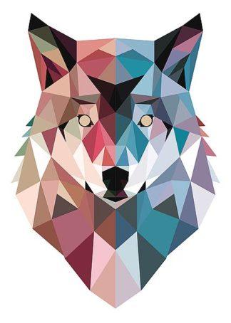 B3451D - Buxton, Michael - Geo Wolf