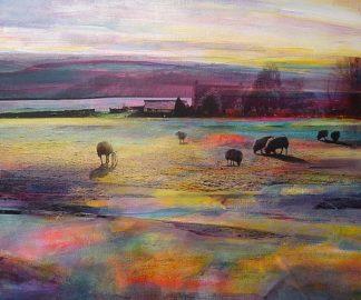 B3519D - Boyce, Kate - Balmy Summers Evening