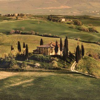 C537D - Carmel, Elizabeth - Tuscan Villa