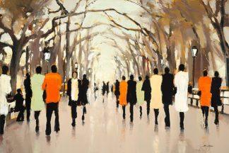 C715D - Christie, Lorraine - Poet's Walk