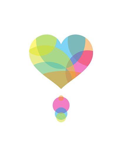 D931D - Dalyan, Volkan - Colors of a Heart