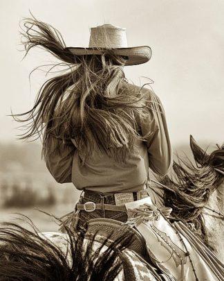 D972D - Dearing, Lisa - Cowgirl