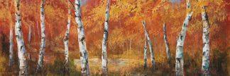 F344D - Fronckowiak, Art - Autumn Birch I