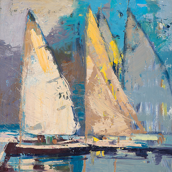 F529D - Forst, Beth A. - Breeze, Sail and Sky