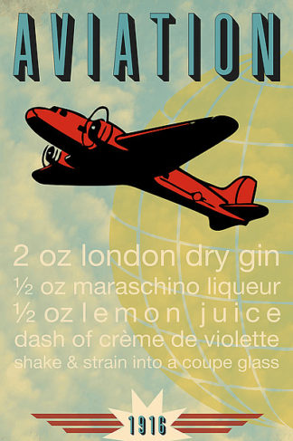 F536D - Fig & Melon Press - Aviation Recipe