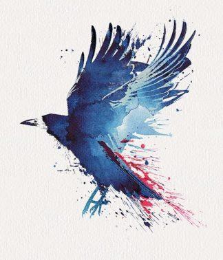F584D - Farkas, Robert - Bloody Crow