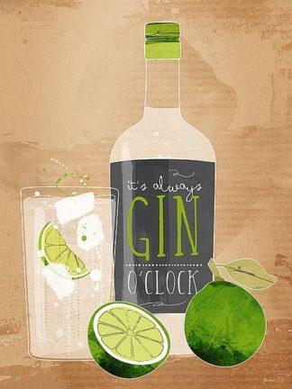 G830D - Green Lili - Gin O'Clock