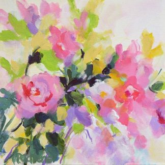 G874D - Gatens, Pamela - Wild Rose Garden