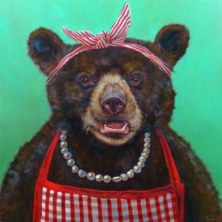 H1181D - Heffernan, Lucia - Mama Bear