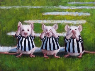 H1186D - Heffernan, Lucia - Three Blind Mice