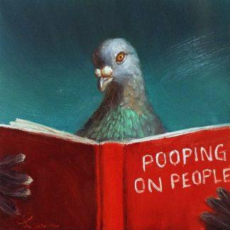 H1253D - Heffernan, Lucia - Pooping on People