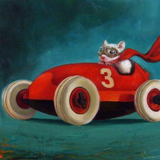 H1254D - Heffernan, Lucia - Speed Racer
