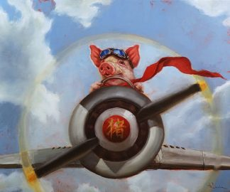 H1317D - Heffernan, Lucia - When Pigs Fly