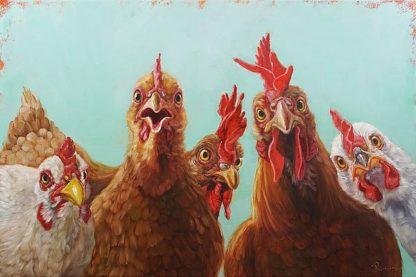 H1343D - Heffernan, Lucia - Chicken for Dinner