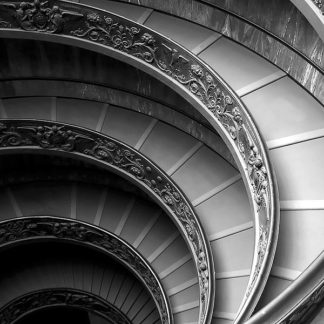 IN255_1 - PhotoINC Studio - Spiral Staircase No. 1