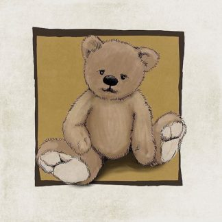 IN30984 - GraphINC - Teddy Bear