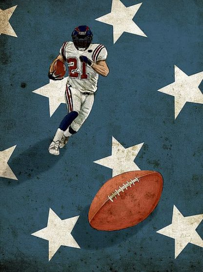IN30992 - GraphINC - American Sports: Football 2