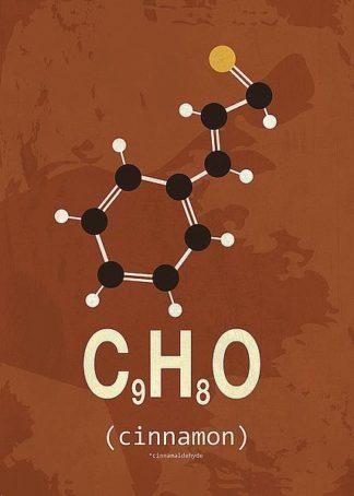 IN31893-10 - TypeLike - Molecule Cinnamon