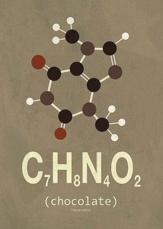 IN31893-3 - TypeLike - Molecule Chocolate