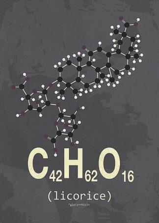 IN31893-5 - TypeLike - Molecule Licorice