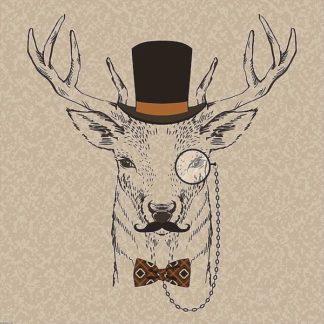 IN32137 - GraphINC - Deer-man 2