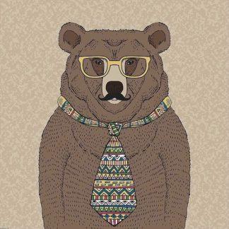 IN32138 - GraphINC - Bear-man