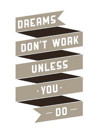 IN32140 - GraphINC - Dreams Don't work