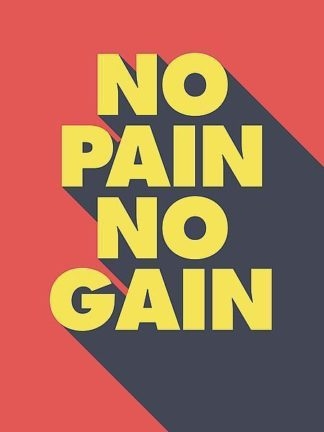 IN32147 - GraphINC - No Pain No Gain