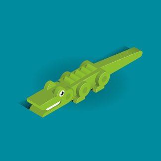 J295D - Jensen, Bo Virkelyst - Crocodile