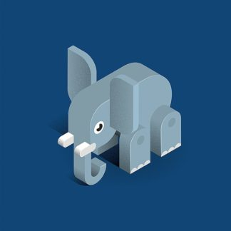 J296D - Jensen, Bo Virkelyst - Elephant