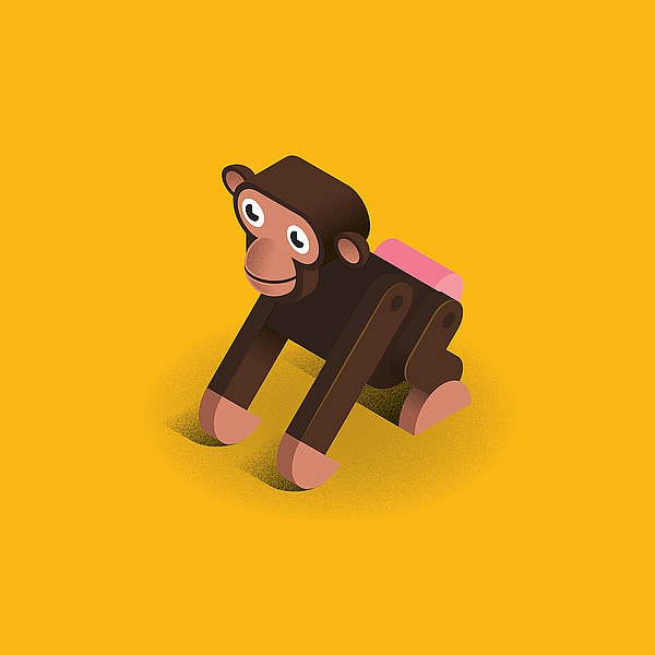 J299D - Jensen, Bo Virkelyst - Monkey