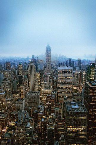J371D - Juul, Thomas - New York View by Night