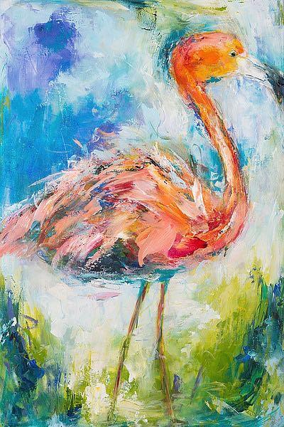K2580D - Koelman, Hilma - Pretty In Pink No. 2