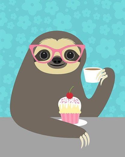 L822D - Lee, Nancy - Diva Sloth