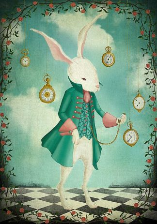 L864D - Lindberg, Maja - The White Rabbit