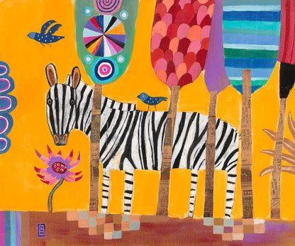 M1202D - Mather, Nathaniel - Zebra