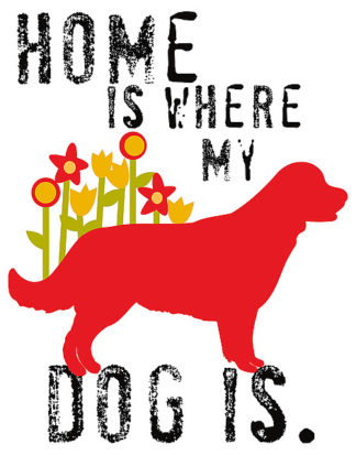 O126D - Oliphant, Ginger - Home Is Where My Dog Is
