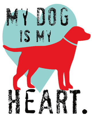 O129D - Oliphant, Ginger - My Dog Is My Heart