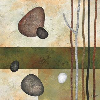 P613D - Porter, Glenys - Sticks and Stones VI
