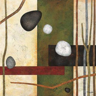 P615D - Porter, Glenys - Sticks and Stones VIII