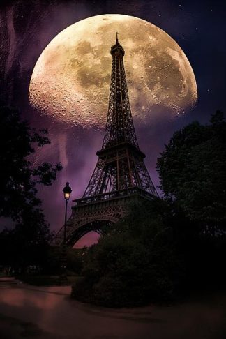 R1047D - Rivera, John - Moonlight in Paris